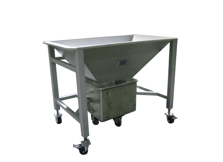 Cart Loading Hopper