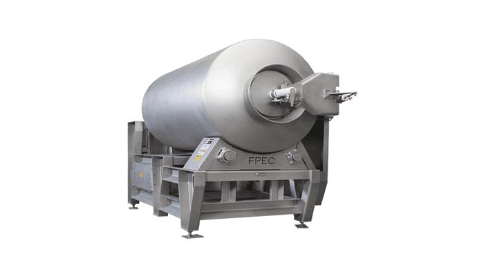Vacuum Tumbler System